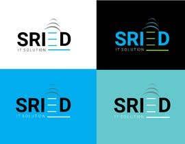 Nro 145 kilpailuun Required a logo for a software company name- SRIED käyttäjältä riktaawrangojeb