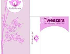 #27 pentru Create Print and Packaging Designs for Occhio Beauty - Tweezers Box de către AlenaPolyah