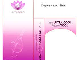 #11 pentru Create Print and Packaging Designs for Occhio Beauty - Tweezers Box de către iulian4d