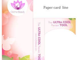 #12 untuk Create Print and Packaging Designs for Occhio Beauty - Tweezers Box oleh iulian4d
