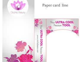 #13 untuk Create Print and Packaging Designs for Occhio Beauty - Tweezers Box oleh iulian4d