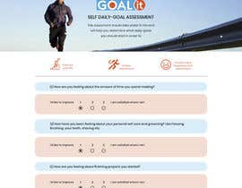 #15 cho Re-design of a goal assessment and results page on our website bởi Nisshan