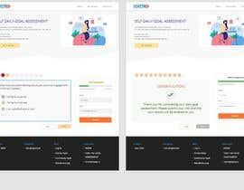#24 cho Re-design of a goal assessment and results page on our website bởi ikhan0877