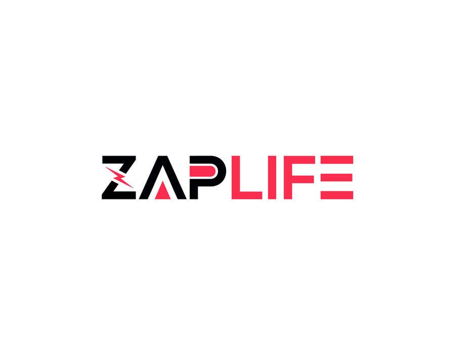 Contest Entry #                                        10                                      for                                         Zap_life logo