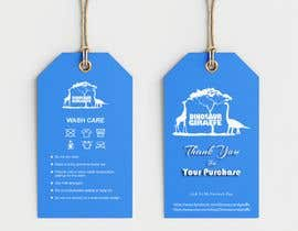 #24 cho Create Care Tag & Thank you for purchase tag for Merchandise bởi arupwork2017