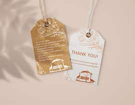 #12 cho Create Care Tag & Thank you for purchase tag for Merchandise bởi expederudit