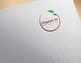 #68 cho logo design ( Organic to Natural ) bởi sahelislam71