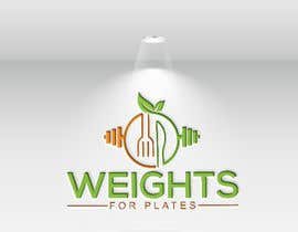 "#276 cho Logo Design for ""Weights for Plates"" bởi nurjahana705"