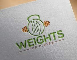 "#312 cho Logo Design for ""Weights for Plates"" bởi nurjahana705"