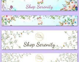 #54 for Etsy Shop Banner Design by naymulhasan670