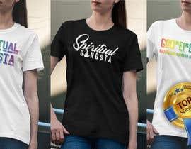 #41 cho Need two simple designs for tshirts bởi Maxbah