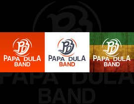 #111 for Bandlogo for a Reggae Band: Papa Dula Band by Jane94arh