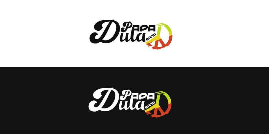 Bài tham dự cuộc thi #                                        22                                      cho                                         Bandlogo for a Reggae Band: Papa Dula Band