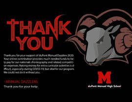 """#90 for """"Thank You"""" card layout & design (comprehensive input provided) by mdhafijulrahman7"""