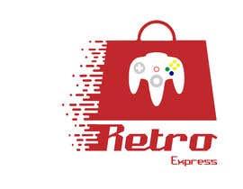#55 cho Logo for Retro Game Store bởi amrkhaled32
