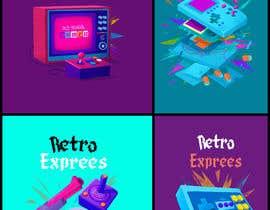#79 cho Logo for Retro Game Store bởi MrStef3