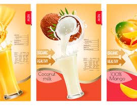 #26 cho juice company look for lux packaging bởi CatcodeIT