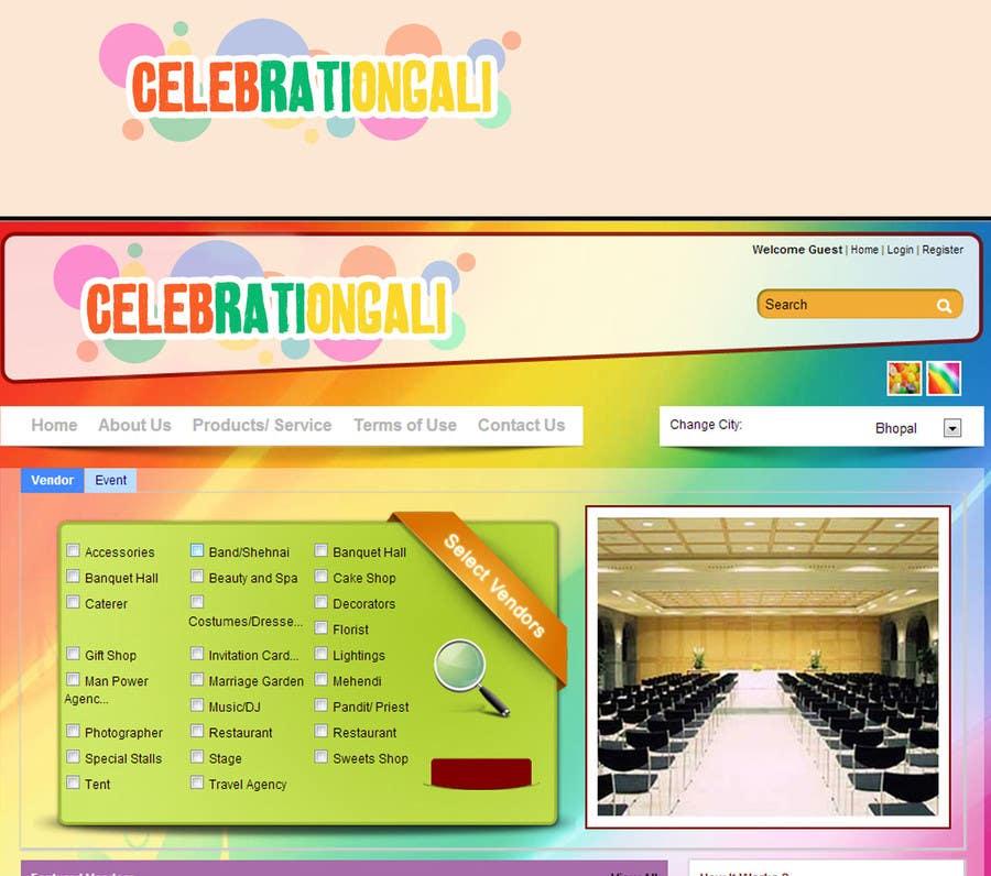 Bài tham dự cuộc thi #                                        17                                      cho                                         Logo Design for a new Web Portal