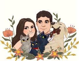 #22 for Illustrated Family Portrait by Shikinushka