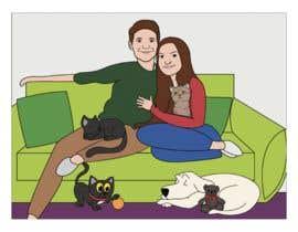 #20 for Illustrated Family Portrait by pramudyaderangga