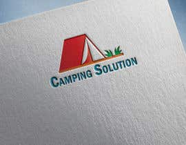 #85 for Logo / corporate identity design campingsolutions by anamyousaf5