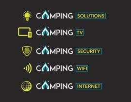 #248 for Logo / corporate identity design campingsolutions by rhalder4