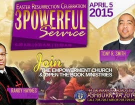 #1 for Design an Advertisement for Easter Service by Folkca