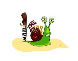 #139 for Logo for website combatting snails and slugs by reshushaik100