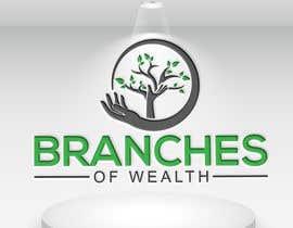 """#320 untuk Logo design """"Branches of Wealth"""" oleh mf0818592"""