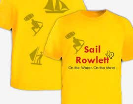 #88 cho Design a T-Shirt for Sail Rowlett bởi sandipanacharya6