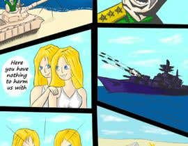 #9 for Create a comic with six bullets by AnizMr