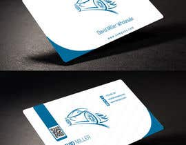 #50 untuk Design some Business Cards for David Miller Wholesale oleh rahabikhan