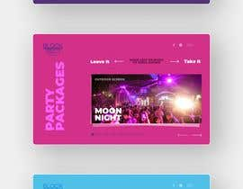 #65 for User-Experience Obsessed & Interactive Page Design for a Fun Brand by CreativeKaif