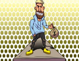 #88 for Funny Football Player Caricature by fabioandrade