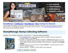 #28 for Design a Banner for Collectibles / Home Inventory Software Website by Guru2014