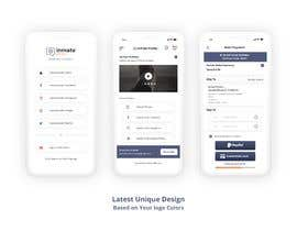#27 для Design pages in an app using using wireframe as a guide от Asadjaved1