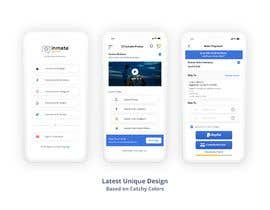 #28 для Design pages in an app using using wireframe as a guide от Asadjaved1