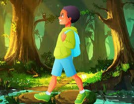 #7 for I need Illustrations for my children e-book by tarekgueham