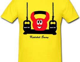 #12 for Design a T-Shirt for KettleBell swing by soft62