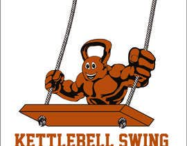 #15 for Design a T-Shirt for KettleBell swing by mj956