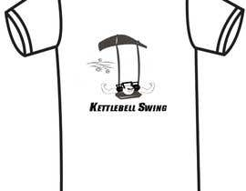 #5 cho Design a T-Shirt for KettleBell swing bởi jinib