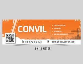 #97 для Banner for Construction Company от Fazlul01