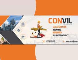 #100 для Banner for Construction Company от khadizahuda