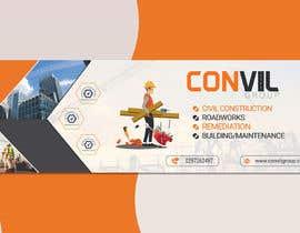 #102 для Banner for Construction Company от khadizahuda