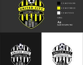 #286 for United City Football Club logo competition for Fans by elmeranchorez