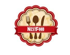 #43 for Build a logo for NestFood af lanihquitoriano