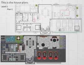 Nro 44 kilpailuun Residential Villa käyttäjältä kokykarkar41