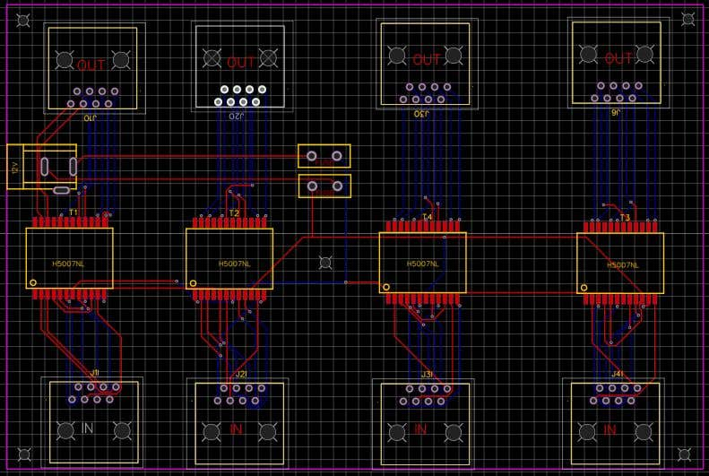 Proposition n°                                        4                                      du concours                                         Gigabit POE Injector Schematic and PCB design