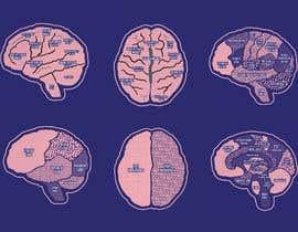 Nro 70 kilpailuun Create a set of consistent and sexy brain stickers käyttäjältä MessySpace