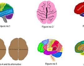 Nro 59 kilpailuun Create a set of consistent and sexy brain stickers käyttäjältä Musa385